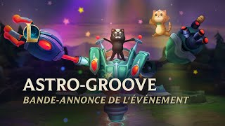 Astro-groove 2021 :  bande-annonce