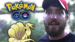 Ninetales Evolve - Pokemon Go