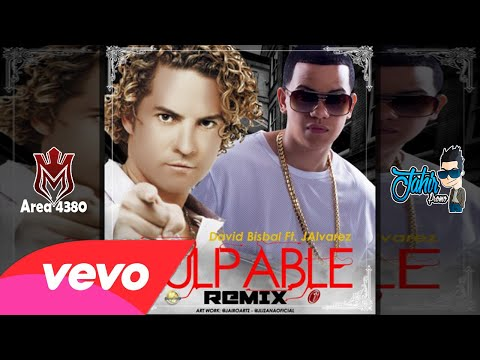 Culpable (Official Remix) - David Bisbal Ft J Alvarez ►NEW ® REGGAETON ROMANTICO 2015 ◄