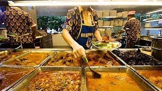 Malaysia Street Food - EXTRA SPICY Malaysian Street Food in Kuala Lumpur | BEST of KL Malaysia