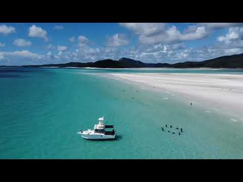 Whitehaven Beach & Fishing Combo for Mels 40th Bday !