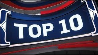 NBA Top 10 Plays of the Night   October 12, 2018