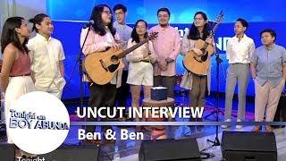 Ben & Ben | TWBA Uncut Interview