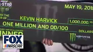 "Radioactive: All-Star Race  - ""One million dollars baby! Hell yeah!"" 