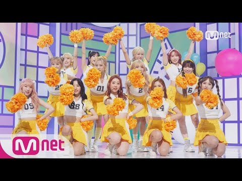 [WJSN - HAPPY] Comeback Stage | M COUNTDOWN 170608 EP.527