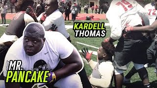 """I'M A DOG!"" LSU Commit Kardell Thomas DOMINATES The Offseason!"