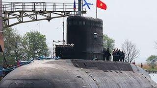 Tin quân sự - Để Làm Chủ TÀU NGẦM – VŨ K.H.Í Hiện Đại Nhất,Hải Quân Việt Nam Đã Làm Gì?