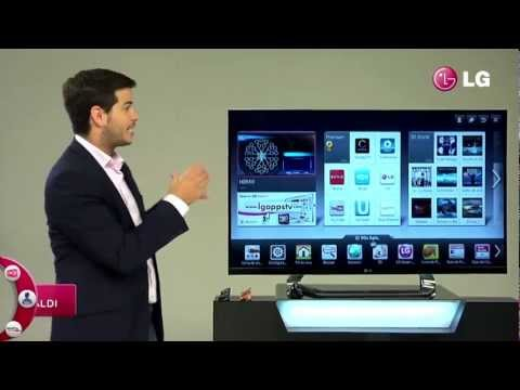 LG Cinema 3D Smart TV