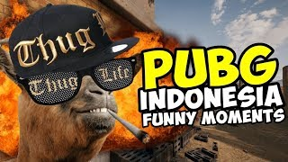 PUBG INDONESIA | WE ARE NOT COMEDIANS!