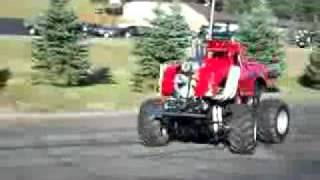 mini-monster truck. awesome!
