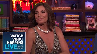 Luann de Lesseps Reacts To The #RHONY Reunion   RHONY   WWHL