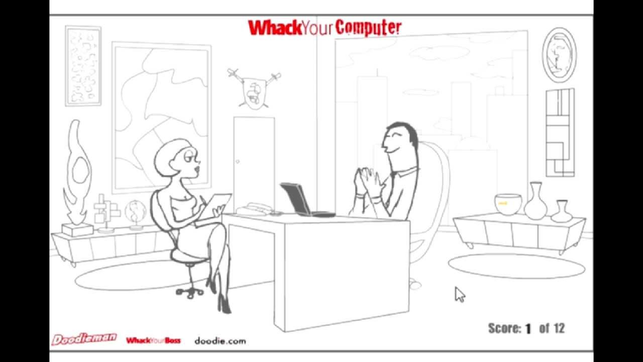 Play Whack Your Computer