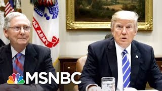 California Is Moving To Forefront Of Anti-Trump Agenda   MTP Daily   MSNBC