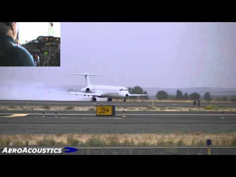 MD-80 Brake Test