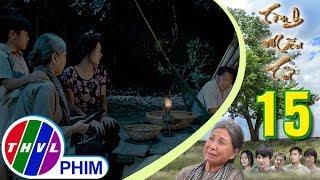 THVL | Tình mẫu tử - Tập 15[3]: Bà Sáu cảm động khi Trung cho phép mình ở lại nhà