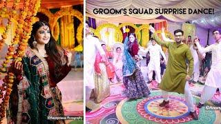 MEHNDI VLOG - Getting Ready & Groom's Surprise Dance