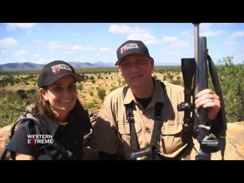 Hunting Legends long range shooting on a Zebra