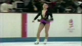 Midori Ito (JPN) - 1992 Albertville, Ladies' Original Program