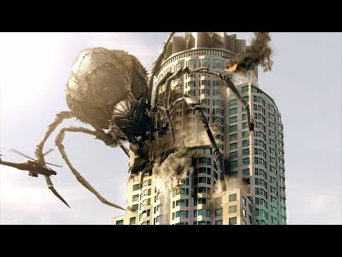 'Big Ass Spider' Trailer