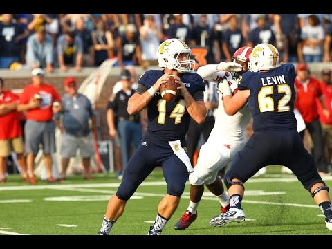 Jacob Huesman UT-Chattanooga Pro Day 3/29/16
