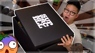 SUPERCELL sent me a GIANT BOX for a challenge... 🍊