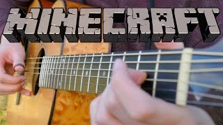 Minecraft Theme (Fingerstyle Guitar Cover by C418)