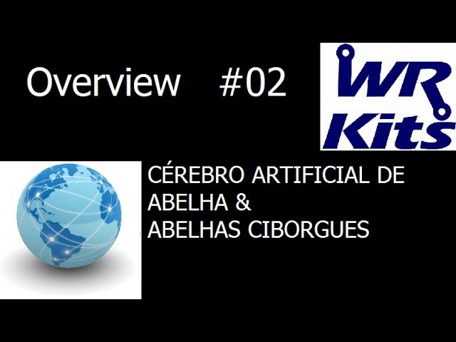 CÉREBRO ARTIFICIAL DE ABELHA & ABELHAS CIBORGUES - Overview #02