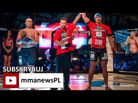 """Rafał Kijańczuk po błyskawicznej wygranej TFL 13: """"Sam jestem ciekawy swojego potencjału."""""""