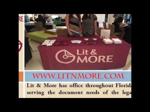 Exhibit Binders Fort Lauderdale, Lit N More