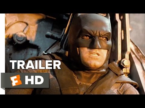 Batman v Superman: Dawn of Justice Official Trailer #2