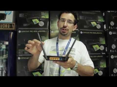 Router TP-LINK 300Mbps 1Watt (El ROMPEMUROS)