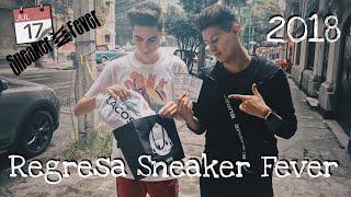 Regresa el mejor evento de Sneakers en toda latinoamerica!! (Sneaker Fever 2018)