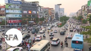 Boom or Bust: Hanoi Pollution Crises Expose Risks of Growth  | Radio Free Asia (RFA)