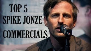 Top 5 Spike Jonze Commercials
