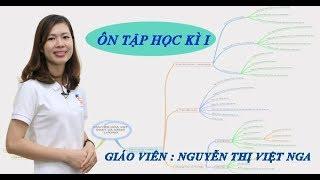Ôn tập học kì 1 (Tiết 1) - Sinh 11 - Cô giáo : Nguyễn Thị Việt Nga