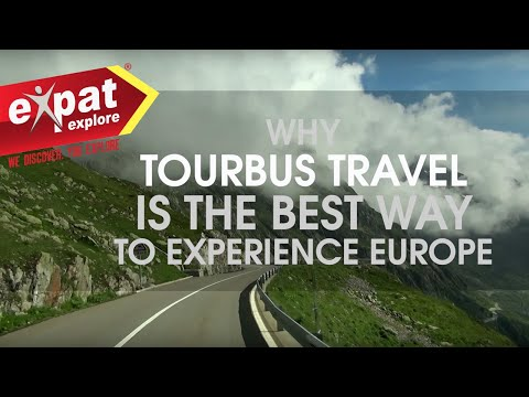 Tour Bus Travel | Expat Explore