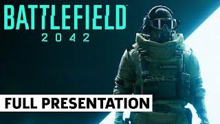 Battlefield 2042 Full Presentation   EA Play Live 2021