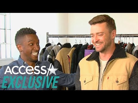 Justin Timberlake Gives Scott Evans A Head-To-Toe Fresh Leaves Fashion Makeover