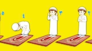 The Fajr Prayer تعليم الصلاة - صلاة الفجر