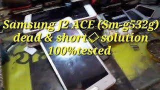 samsung g532g full pcb boot short solution - Tohidul Islam