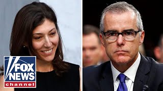 McCabe, Page texts reveal they mocked Trump, blasted Gowdy