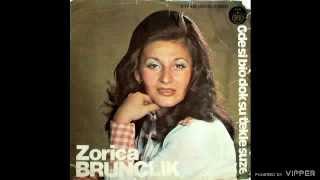 Zorica Brunclik - Gde si bio dok su tekle suze - (Audio 1977)