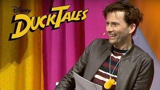 DuckTales Table Read | 2018 Fan Fest | Disney Channel