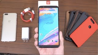 OnePlus 5T Unboxing!