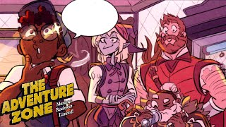 """Capers and Crabs""  - The Adventure Zone Episode 16 [Comic Dub]"