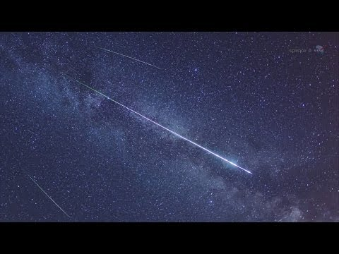 Thumbnail for Camelopardalids meteor shower: Ways to watch in spite of the weather