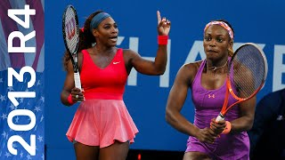 Serena Williams vs Sloane Stephens Full Match | US Open 2013 Round 4