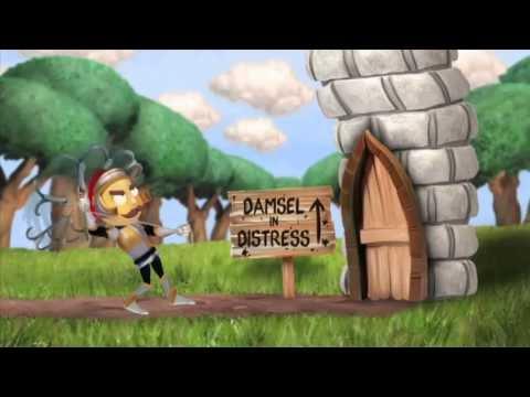 Mark Davies Creations Animation Showreel 2013