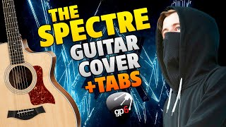 Alan Walker - The Spectre. Fingerstyle Guitar Cover. FREE TABS