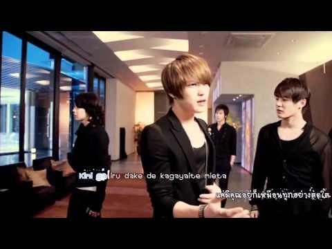 [HD][Karaoke](Thaisub)DBSK - Stand by U